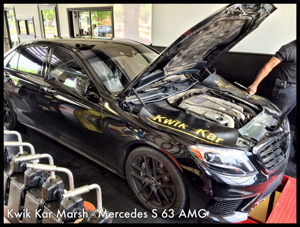 mercedes-oil-change-kwik-kar-lube-&-auto-repair