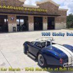1965 Shelby Cobra Kwik Kar Marsh Car of the Week