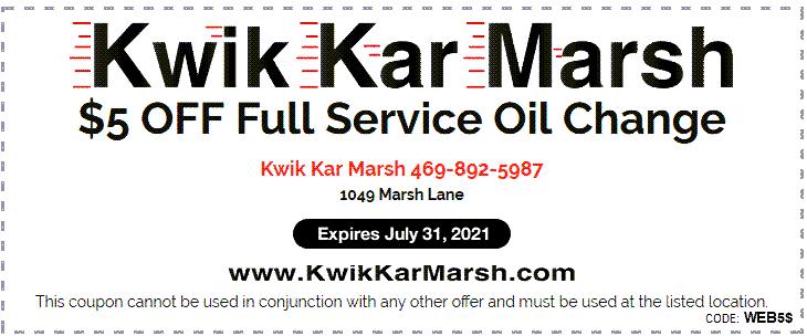 kwik-kar-oil-change-coupon-july-2021