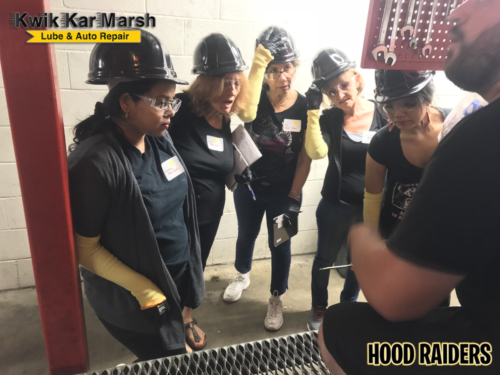 Kwik Kar Marsh Hood Raiders  045